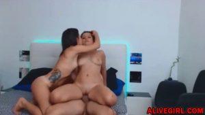 Group sex MFF SeducedByTalida