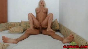 Hot big titted horny slut Heidy gets fucked and cumshot